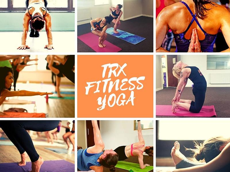 Online Fitness and Yoga Classes - 7 days a week