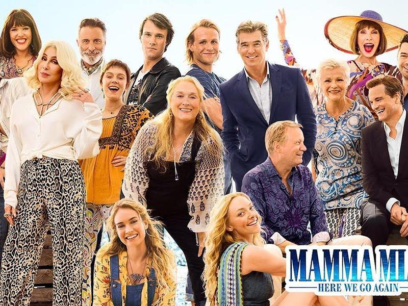 Mamma Mia 2 Singalong