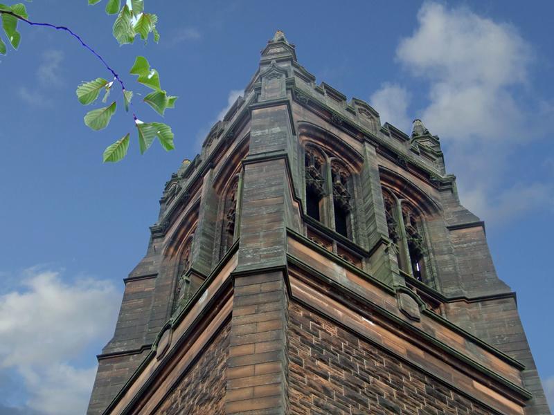 Doors Open Days: Wallneuk North Church