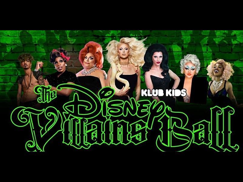 The Disney Villains Ball