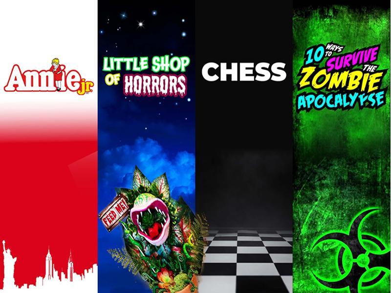 Rubber Chicken Theatre Lockdown Season of Shows