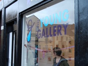 The Young Gallery