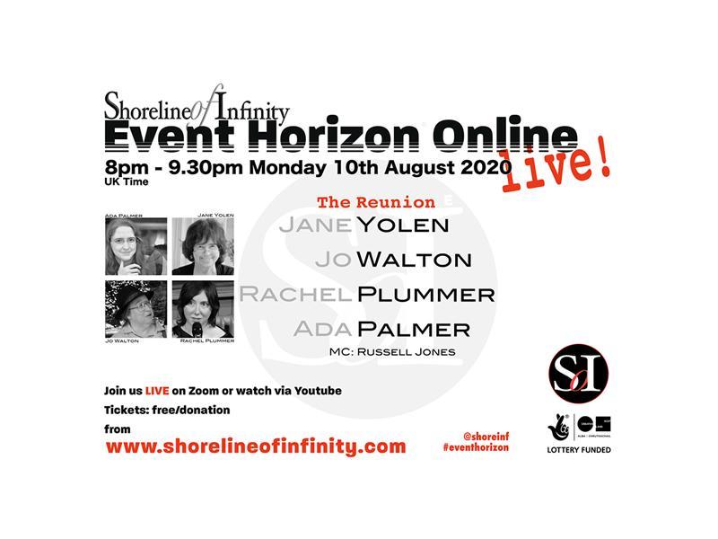 Event Horizon Online Live!