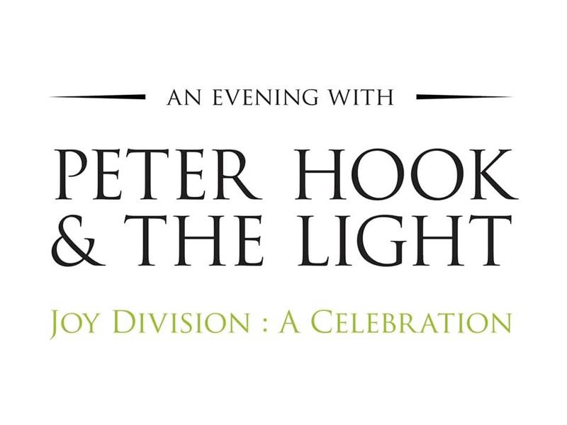 Peter Hook And The Light - Joy Division: A Celebration