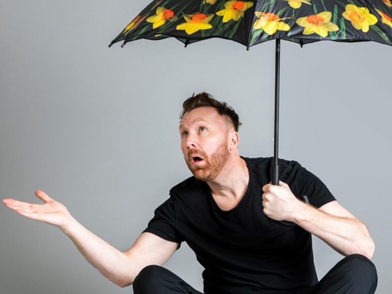 Jason Byrne: Audience Precipitation - POSTPONED