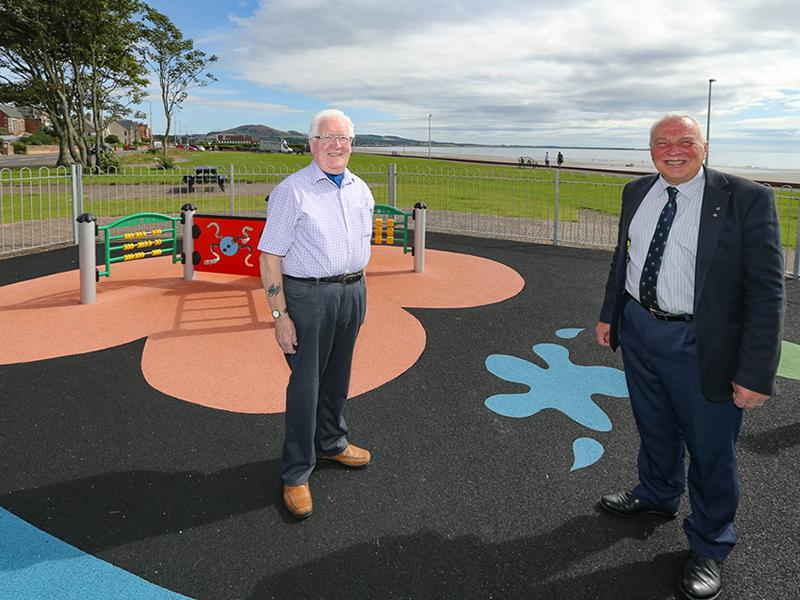 Prom Play Area Looks Brand New