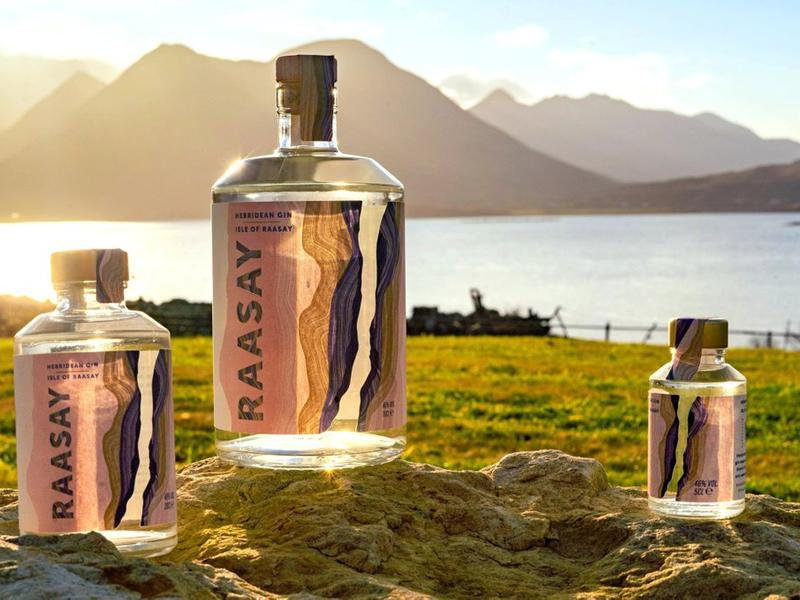 Free in-store tasting of Raasay Gin - CANCELLED