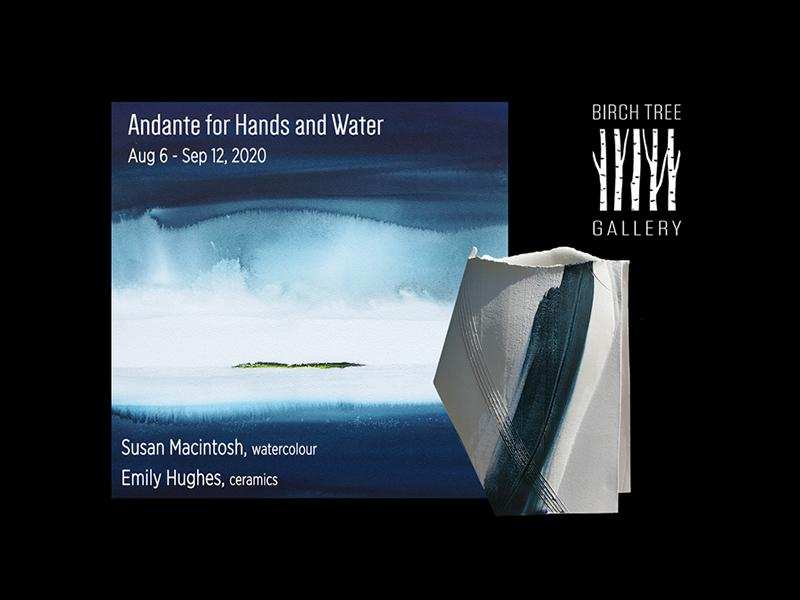 Exhibition 'Andante for Hands and Water'