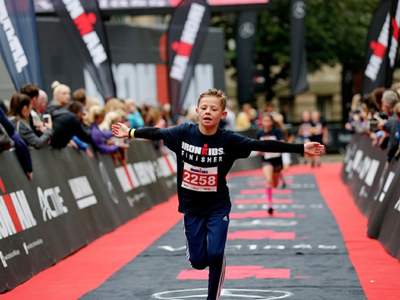 Young Event Assistants invited to join the IRONKIDS Scotland event team