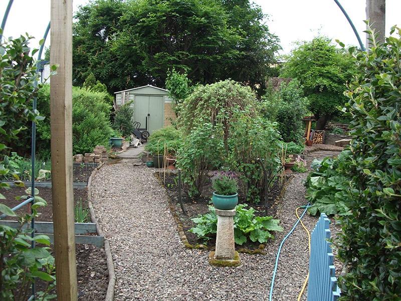 Scotland's Gardens Scheme Open Garden: 60 Greenhead