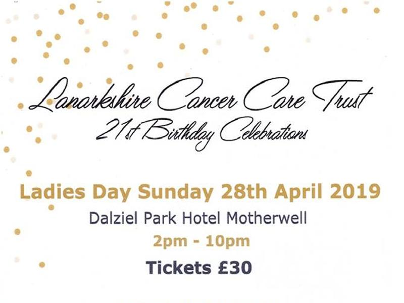Lanarkshire Cancer Care Trust - Ladies Day