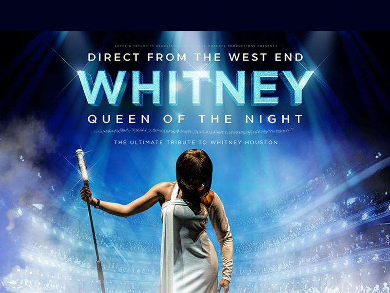 Whitney Queen Of The Night