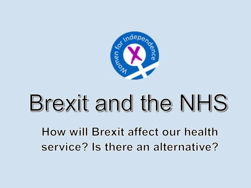 Brexit and the NHS (Women Only Event)