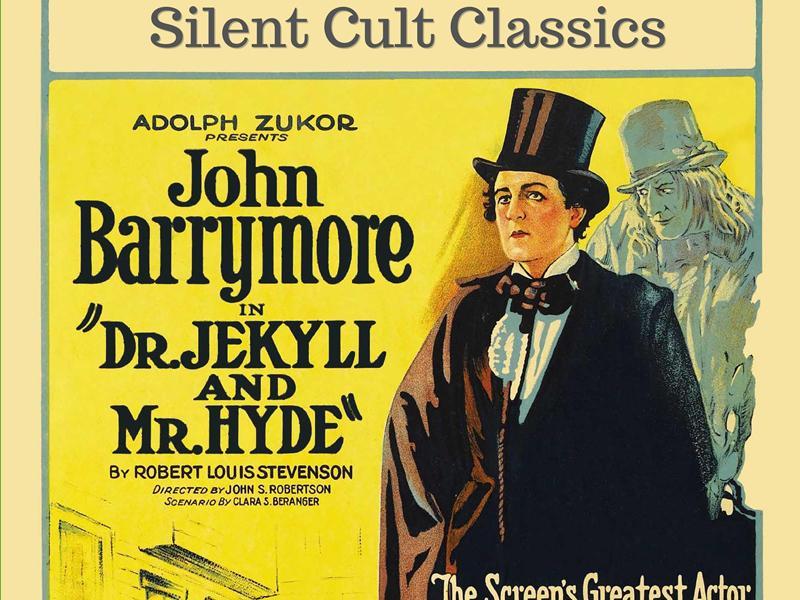 Dr Jekyll & Mr Hyde - Silent Cult Classics