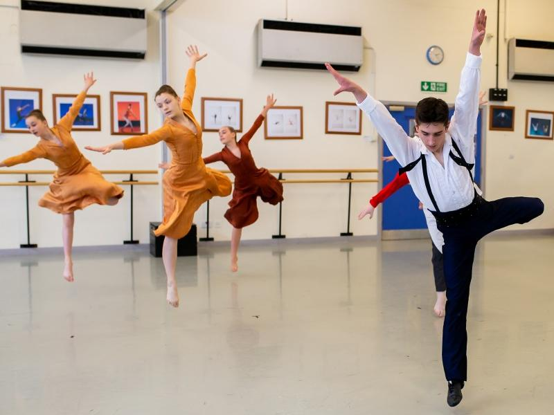 Dance School of Scotland Open Day