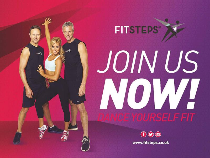 Fitsteps with Jo