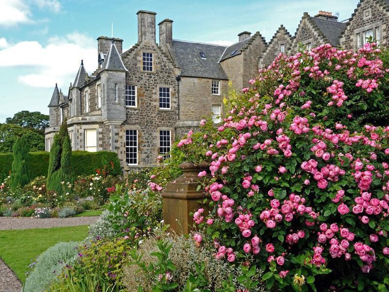 Scotland's Gardens Scheme Open Garden: Balcarres
