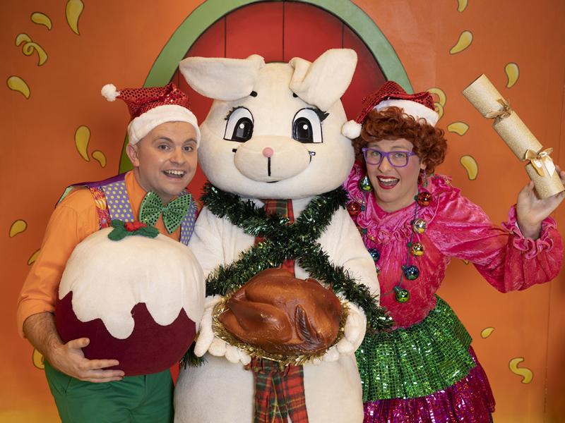 The McDougalls Virtual Christmas Party