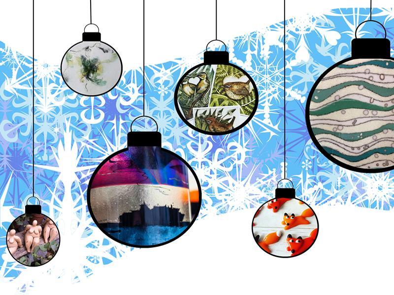 Parade Artists Christmas Shopping Week