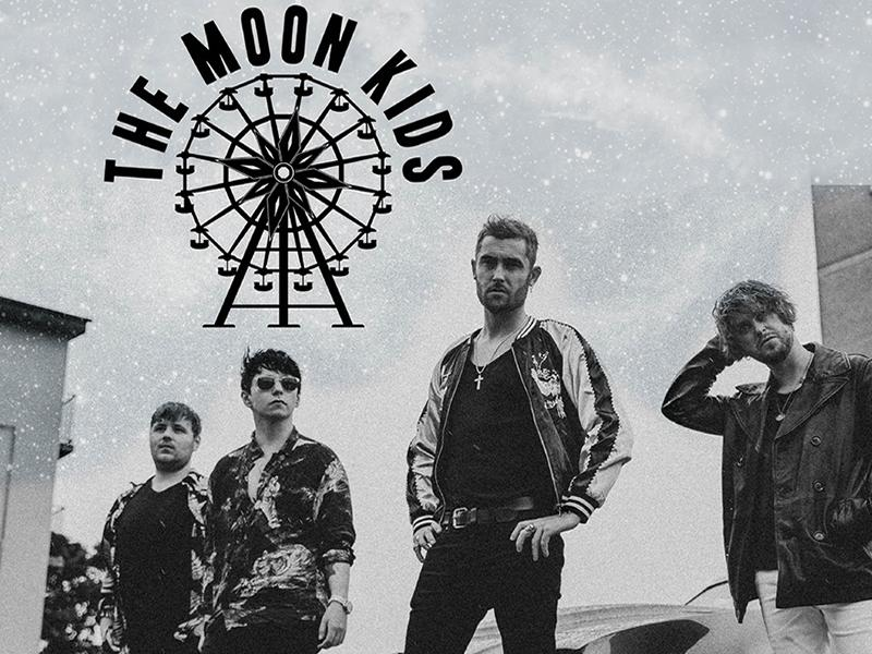 The Moon Kids + support