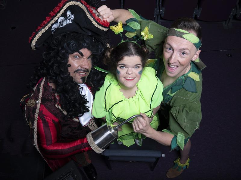 Cast announced for Peter Pan at Eastwood Park Theatre