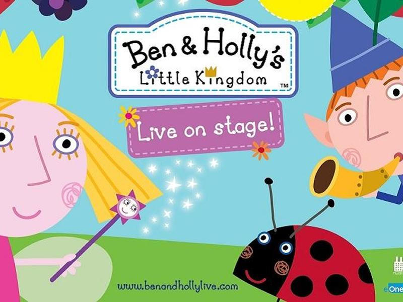 Ben and Holly's Little Kingdom Live!