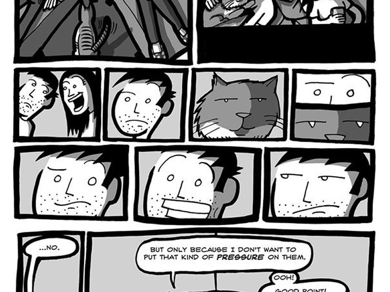 Making Comics: Creating Your Personal Narrative