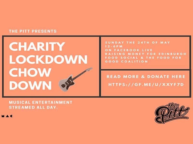 Charity Chow Down #3