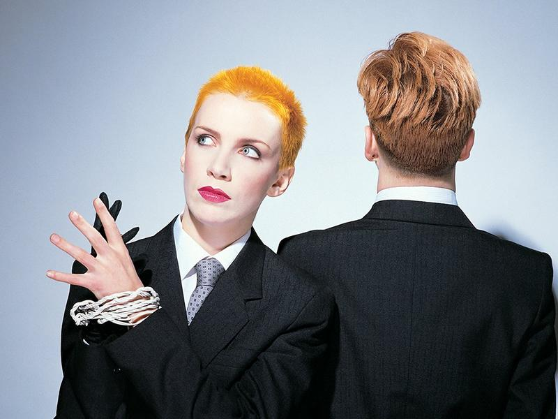 Annie Lennox and The Eurythmics Tribute