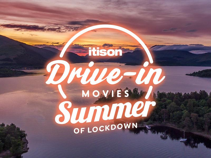 itison announce Drive In Movies Summer (of lockdown)