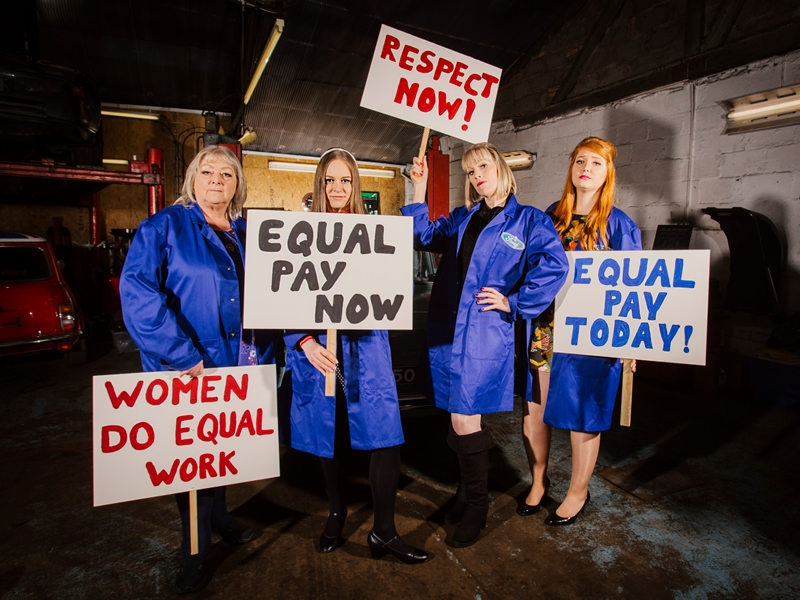 Eastwood Entertainers bring Made in Dagenham to Eastwood Park Theatre