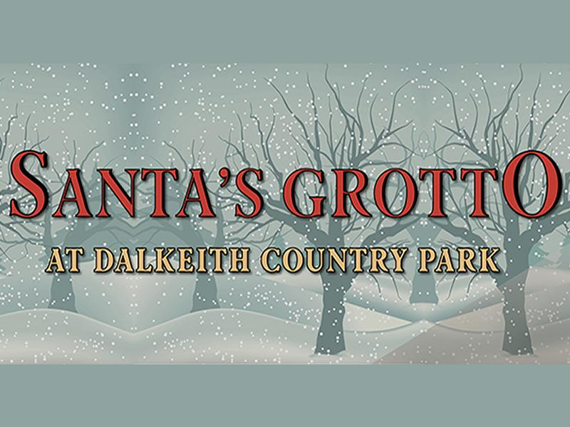 Santa's Grotto at Dalkeith Country Park