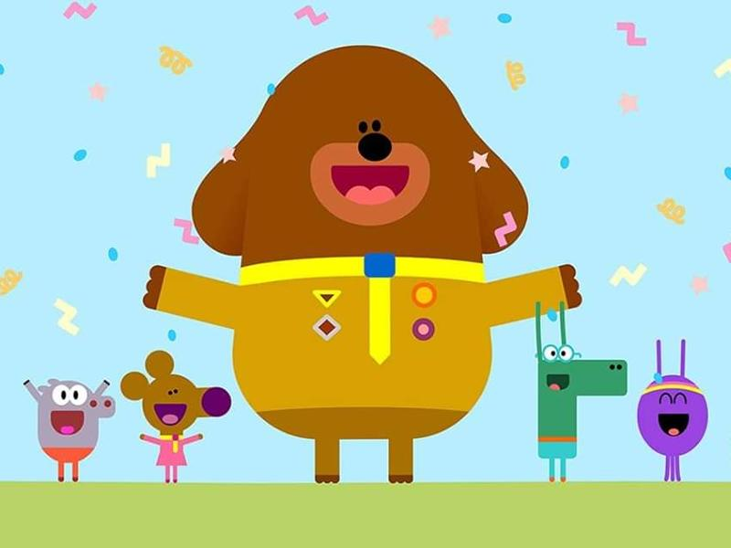 Breakfast With Hey Duggee - Soft Play, Meet & Eat!