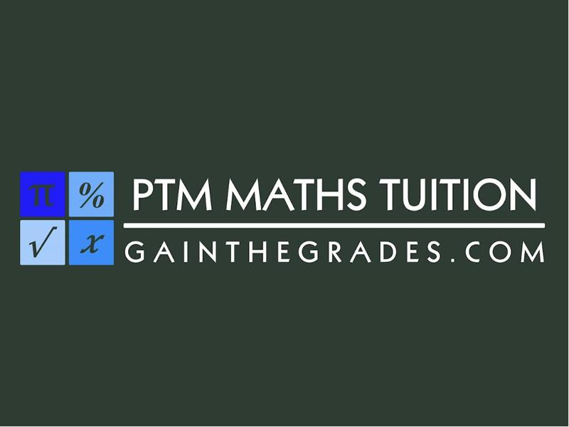 PTM Maths Tuition