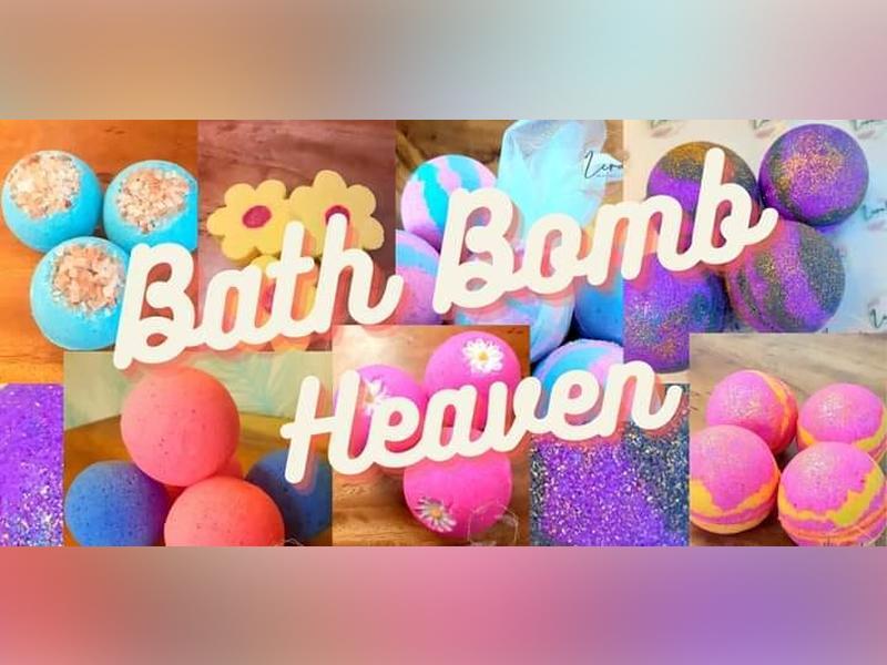 Halloween Bath Bomb Experience