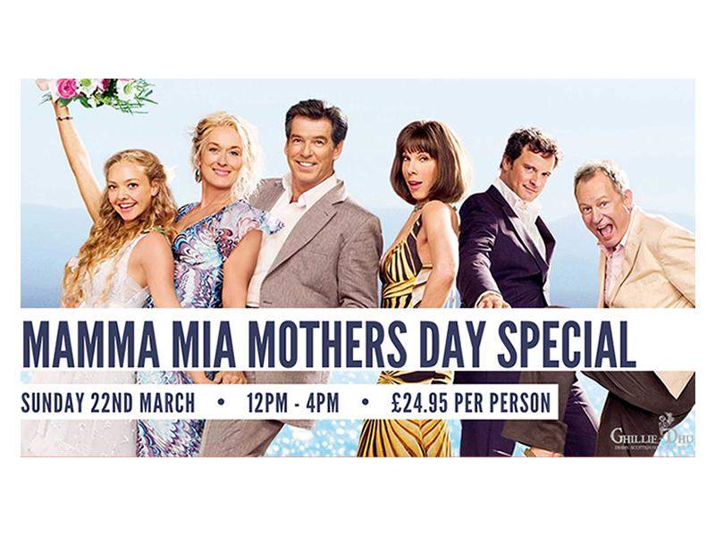 Mamma Mia Mother's Day Special
