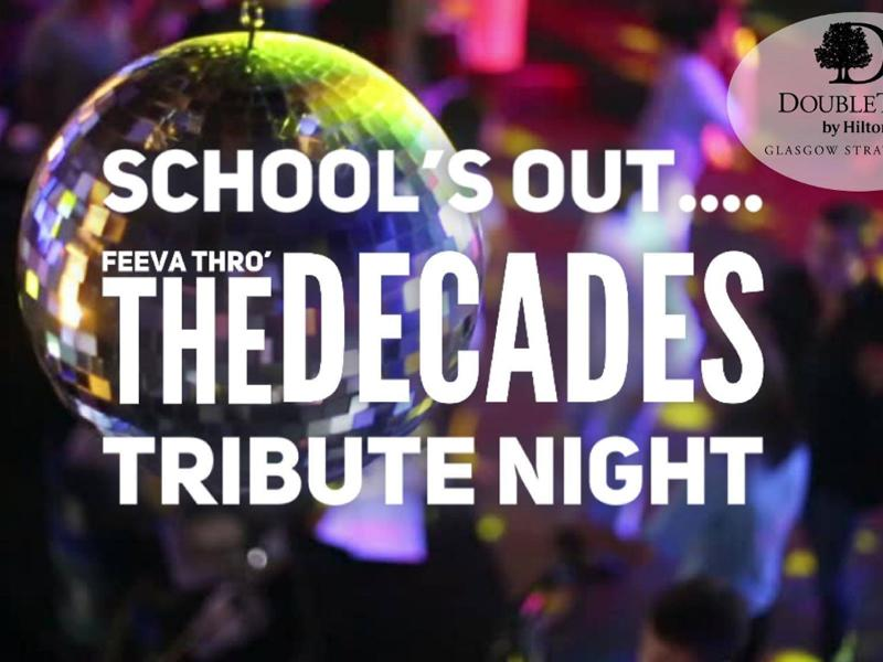 Schools Out - Feeva Thro' The Decades Tribute - CANCELLED