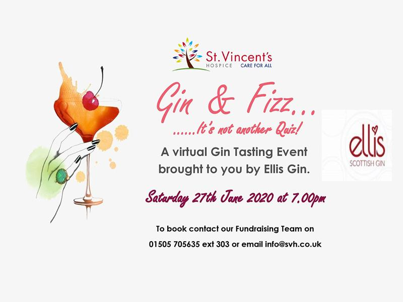 Gin & Fizz... It's Not Another Quiz!