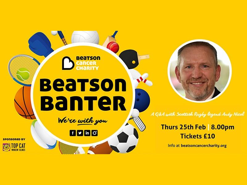 Beatson Banter with Andy Nicol