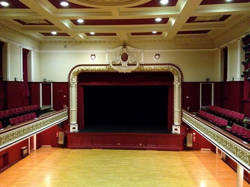 Dobbie Hall
