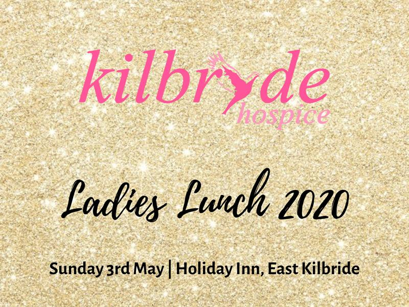Kilbryde Hospice: Ladies Lunch