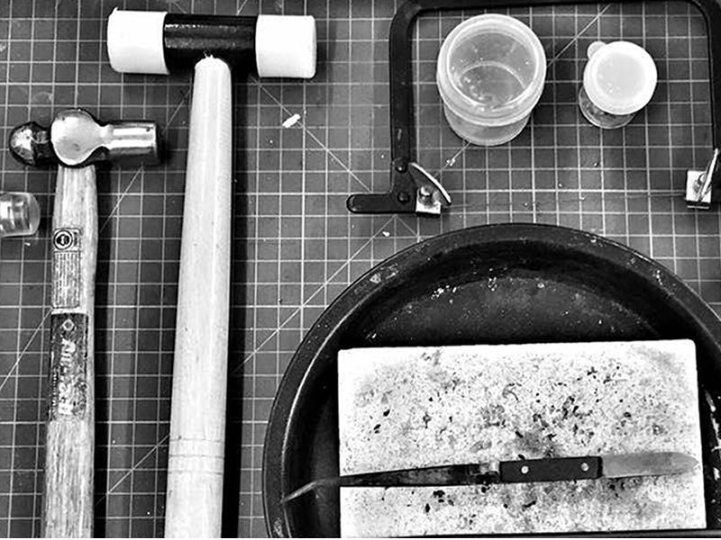 Silver Pendant Workshop