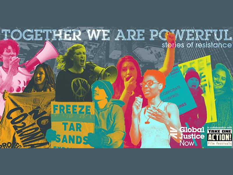 Together We Are Powerful: Sharing Activists' Journeys