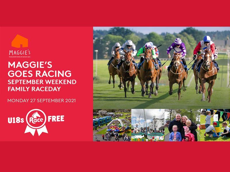 Maggie's Goes Racing September Weekend Family Raceday