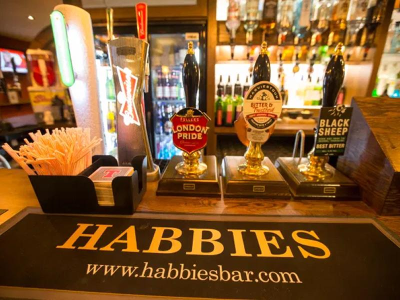 Habbies Bar And Grill