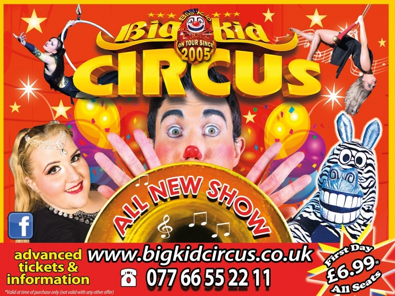 Big Kid Circus: Renfrew