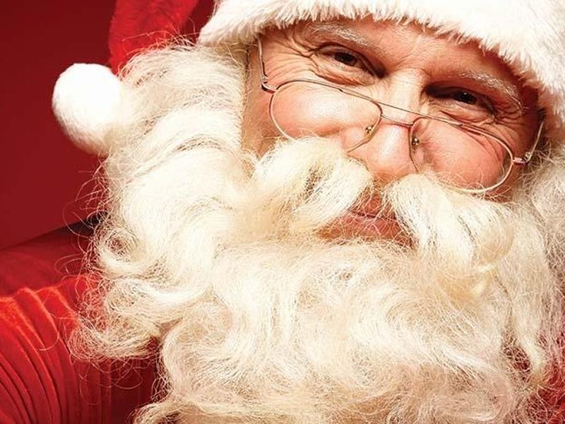 Santa Claus at Holmwood