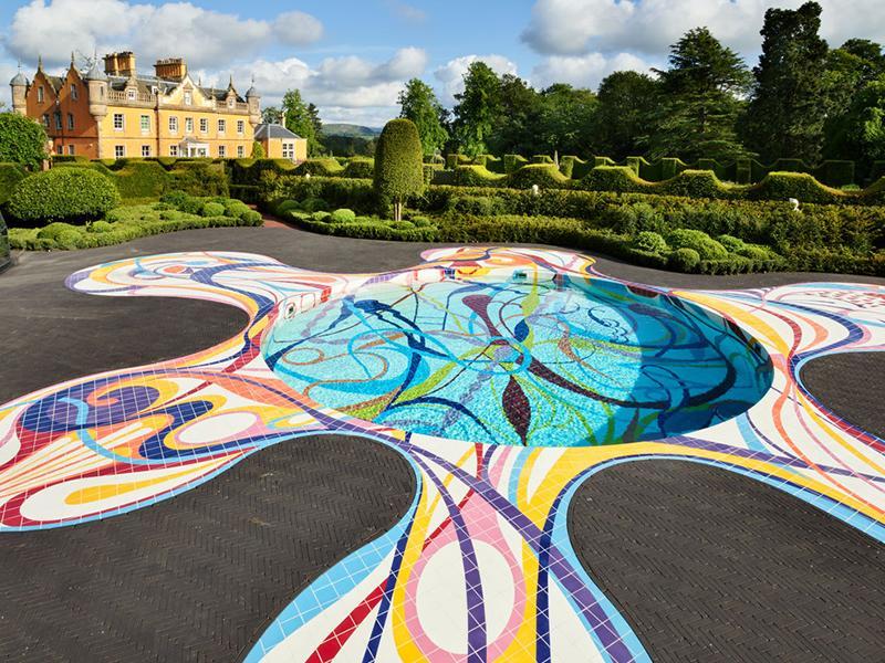 Scotland's Gardens Scheme Open Garden: Bonnington House by Jupiter Artland