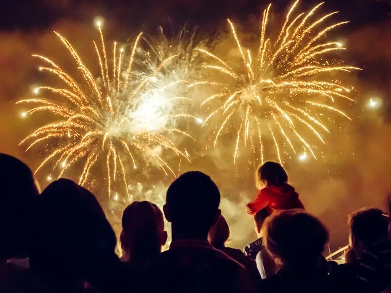 Spectacular fireworks events planned for Lanarkshire