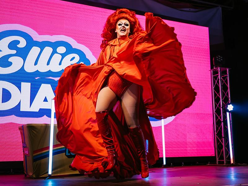 Edinburgh drive in announces extra Drag Queen event due to popular demand